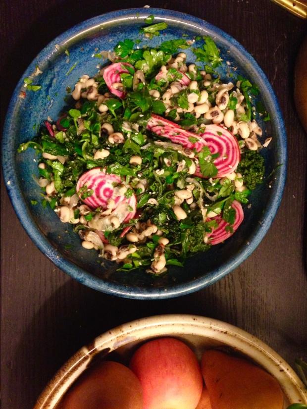 Herbed salad